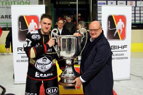 Beker van Belgie Cup (02.02.2019)