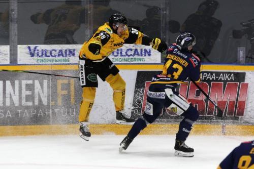 Lukko Rauma - SaiPa