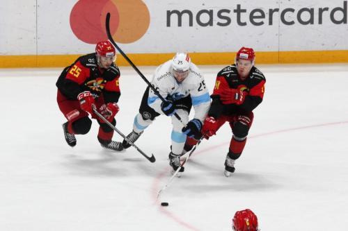 Jokerit Helsinki - Dinamo Minsk