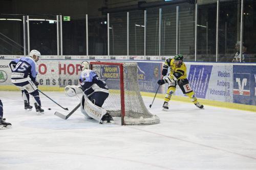 EV Weiden - ERC Sonthofen