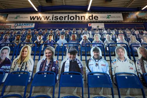 Iserlohn Roosters - Grizzlys Wolfsburg (27.12.2020)