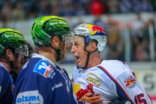 4. DEL Spieltag: Iserlohn Roosters - EHC Red Bull München