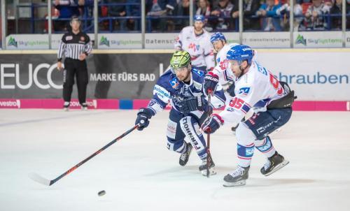 Eishockey, DEL, Iserlohn, Iserlohn Roosters vs. Adler Mannheim