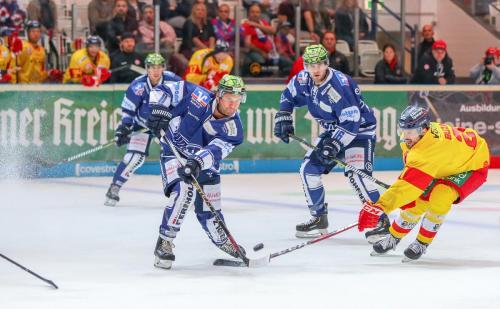 Eishockey, DEL, Iserlohn, Iserlohn Roosters vs. DŸsseldorfer EG - © by Eh.-Mag. (JB)