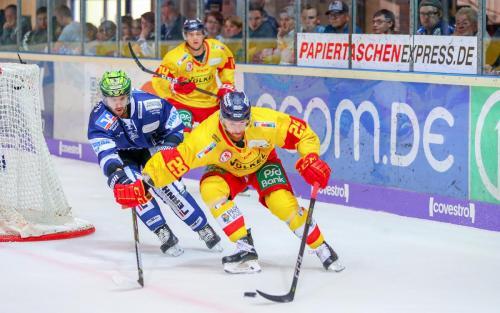 Eishockey, DEL, Iserlohn, Iserlohn Roosters vs. DŸsseldorfer EG