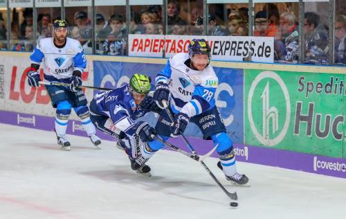 Eishockey, DEL, Iserlohn, Iserlohn Roosters vs. ERC Ingolstadt