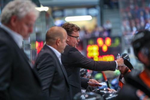 Eishockey, DEL, Iserlohn, Iserlohn Roosters vs. Grizzlys Wolfsburg