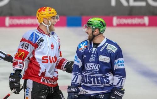Eishockey, DEL, Iserlohn, Iserlohn Roosters vs. Pinguins Bremerhaven