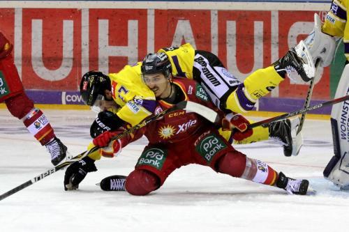 9. DEL Spieltag: DEG - Krefeld Pinguine