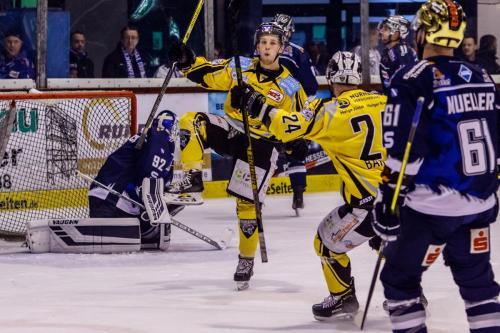 Kassel Huskies - Bayreuth Tigers (02.12.2018)