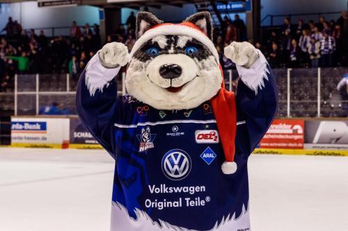 Kassel Huskies - Lausitzer Füchse (26.12.2018)