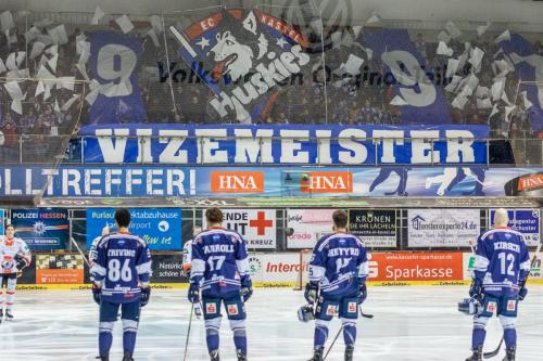 Kassel Huskies - EC Bad Nauheim (07.02.2020)