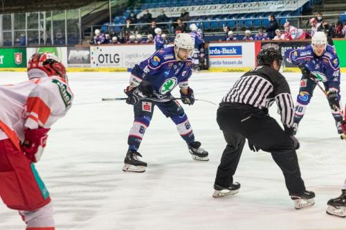Kassel Huskies - EC Bad Nauheim