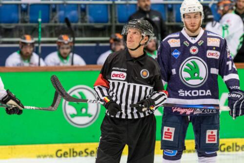 DEL2 PO Finale / Kassel Huskies - Bietigheim Steelers
