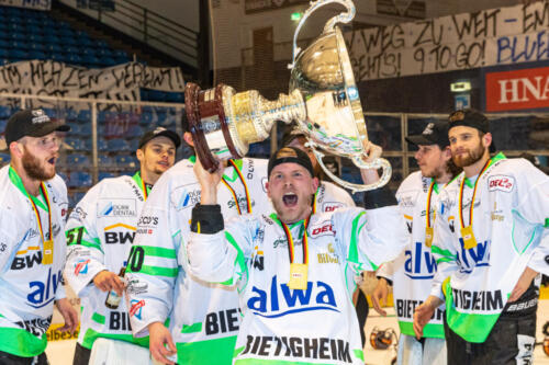 DEL2 Finale Spiel 5 // Kassel Huskies - Bietigheim Steelers