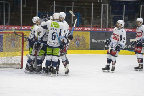 SC Riessersee - Blue Devils Weiden