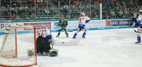 Augsburger Panther vs. Schwenninger Wild Wings