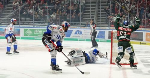 Augsburger Panther vs. Schwenninger Wild Wings